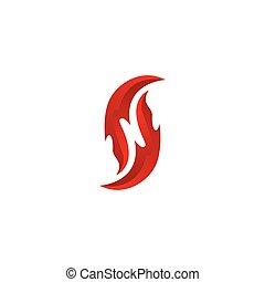 ábra, ikon, vektor, elbocsát, jelkép