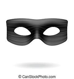 álarcos mulatság, mask.