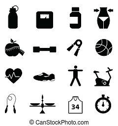 állóképesség, állhatatos, diéta, ikon
