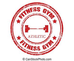 állóképesség, gym-stamp