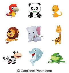 állat icons