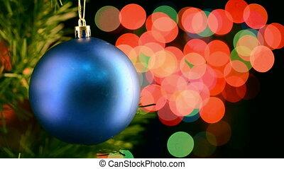 állati tüdő, villanás, játékszer, karácsony, háttér
