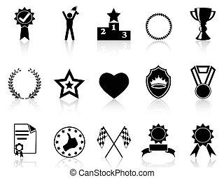 állhatatos, adományoz, ikonok