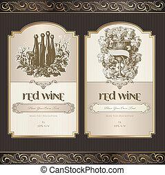 állhatatos, bor, elnevezés