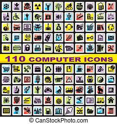 állhatatos, computer icons