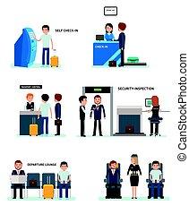 állhatatos, elements., végek, táblázatok, repülőtér, más