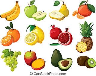 állhatatos, fruit., finom, elszigetelt