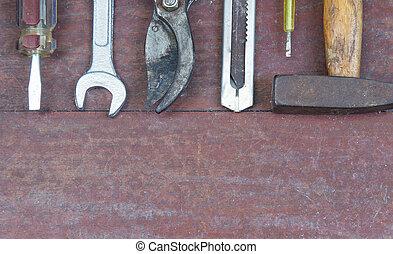 állhatatos, hely, fából való, szöveg, eszközök, bizottság