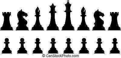 állhatatos, sakkjáték