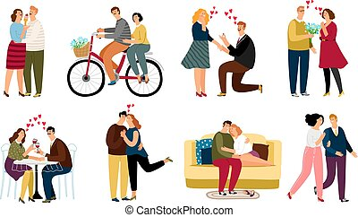 állhatatos, szeret, emberek
