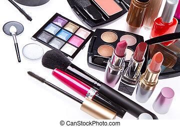 állhatatos, termékek, kozmetikai, alkat
