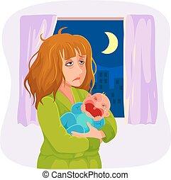 álmos, anya