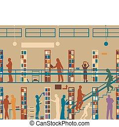 általános library