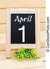 április, 1, day., fool's