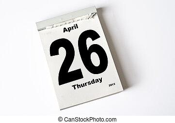április, 26., 2012