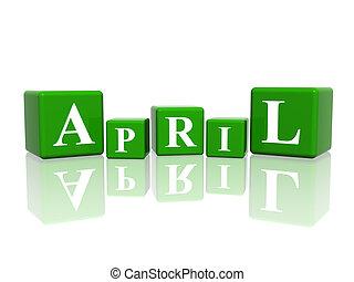április, kikövez, 3