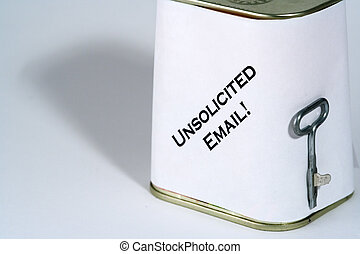 árnyék, zománc, spam