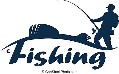 árnykép, fish, halász