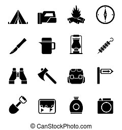 árnykép, idegenforgalom, természetjárás, ikonok