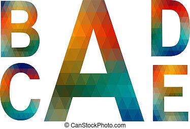 átmérő, irodalomtudomány, c-hang, b betű, abc, egy, kelet, mózesi