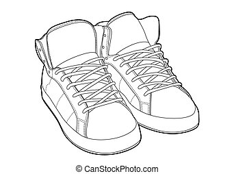 áttekintés, cipők
