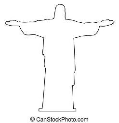 áttekintés, megváltó, krisztus