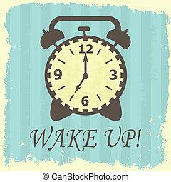 ébred, up!