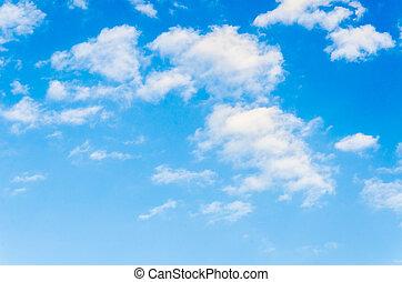 ég felhő, háttér