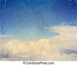 ég, felhős