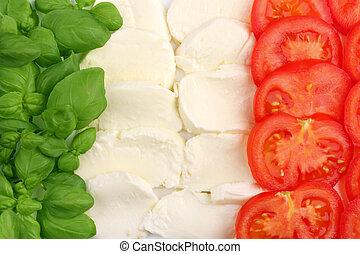 élelmiszer, 7, olasz