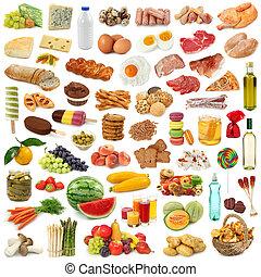 élelmiszer, gyűjtés