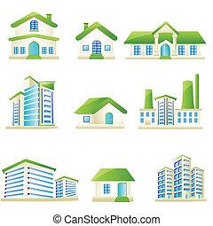 épület, építészeti