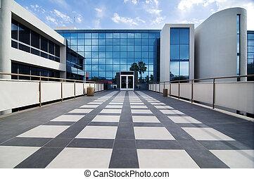 épület, kereskedelmi felszerelés
