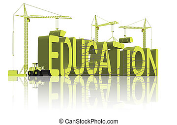 épület, oktatás