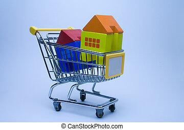 épület, vásárlás