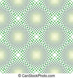 érzékcsalódás, (vector), cyclic