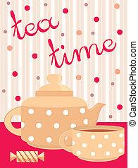 étrend, card., szolgáltatás, tea