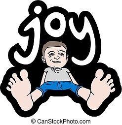 öröm, böllér
