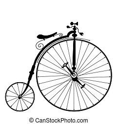 öreg bicikli
