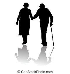öreg emberek