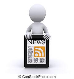övé, olvas, emberi, online news, 3