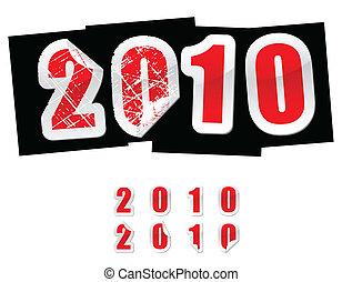 új, 2010, év
