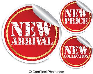 új arrival, coll, ár