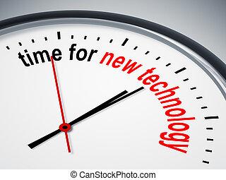 új eljárás, idő
