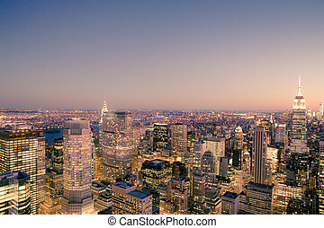 új york város