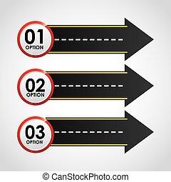 út, infographics
