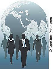 ügy, globális, emergent, befog, világ, erőforrás
