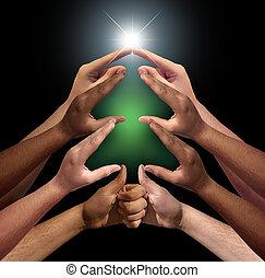 ünnep, togetherness