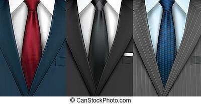 üzletember, állhatatos, illeszt