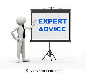 üzletember, tanács, -, szakértő, 3